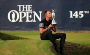 Henrik Stenson - The Open 2016