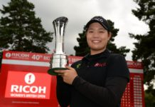 Ariya Jutanugarn - Womens British Open 2016