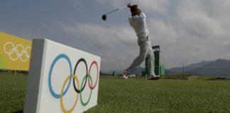 Golf aux jeux olympiques