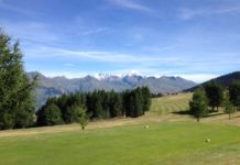 Golf des Arcs - Chantel