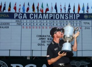 Jimmy Walker- PGA Championship 2016