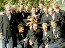 Team Europe - Ryder Cup 1995