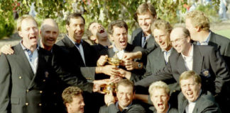 Team Europe - Ryder Cup 1995