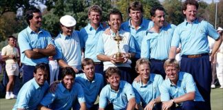 Europe - Ryder Cup 1987