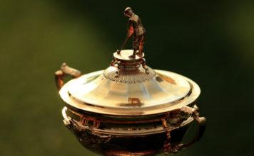 trophée Ryder Cup 2016