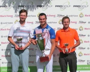 Olivier Rozner - Adamstal Open 2015 -Pro Golf Tour
