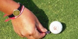 Cadeau golf Noel 2016 - Bracelet Missteegreen