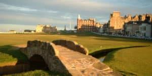 Cadeaux golf Noel 2016 - Jouer l'Old Course