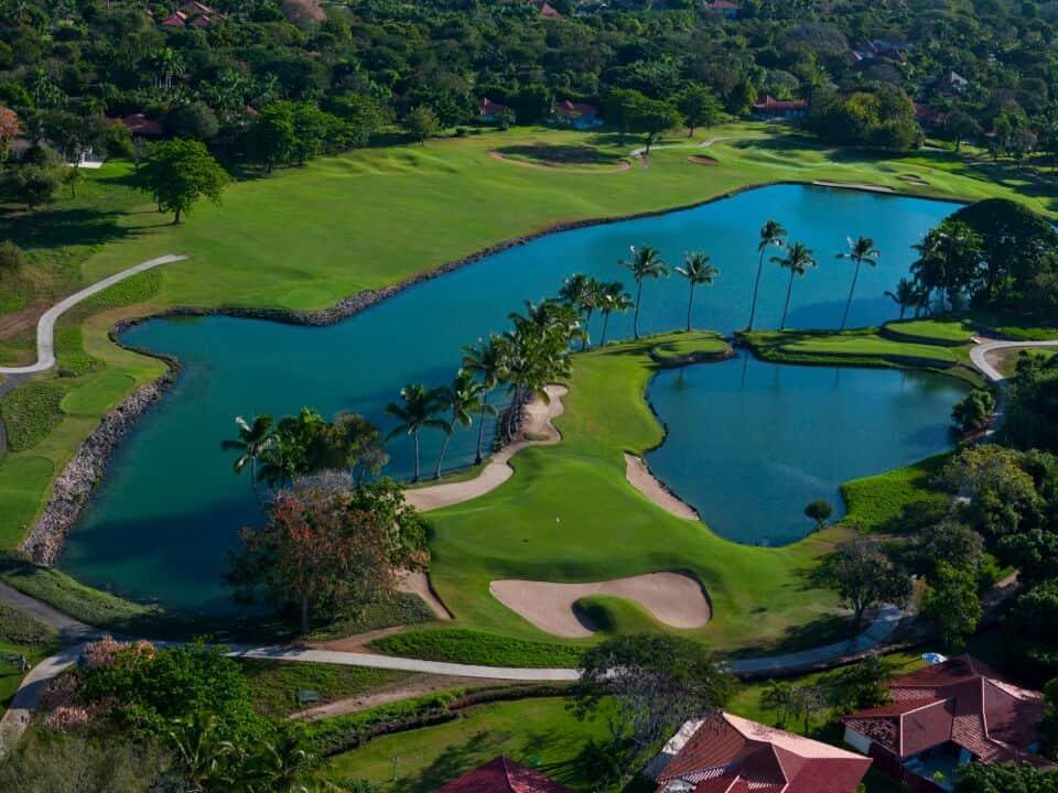 Golf en République Dominicaine - The Links