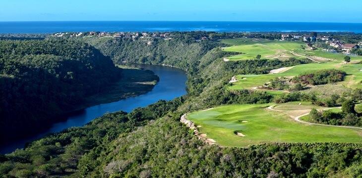 Golf en République Dominicaine - Dye Fore GC