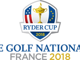 Logo Ryder Cup 2018