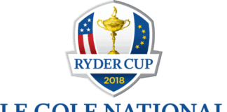 Logo Ryder Cup 2018 - Le Golf National