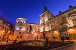 Plaza de la Villa_Madrid