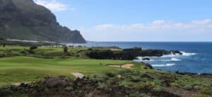 Buenavista golf club - Tenerife - Golf en Espagne
