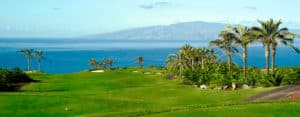 Golf costa Adeje - Tenerife