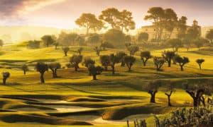 Golf Son Gual - Majorque