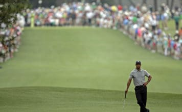 Tiger Woods - Recors Masters