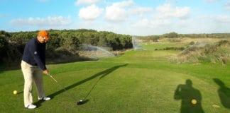 Golf en cote d'Opale - La Petite Balle Blanche