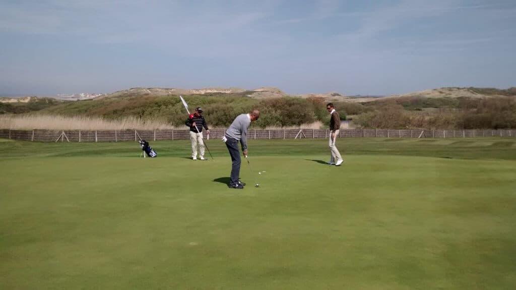 Wimereux - Golf en cote d'Opale