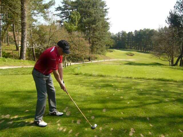 Hardelot - Golf en cote d'Opale