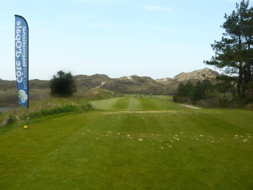 Belle Dune - Golf en cote d'Opale
