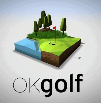 OK golf - jeu de golf sur smartphone