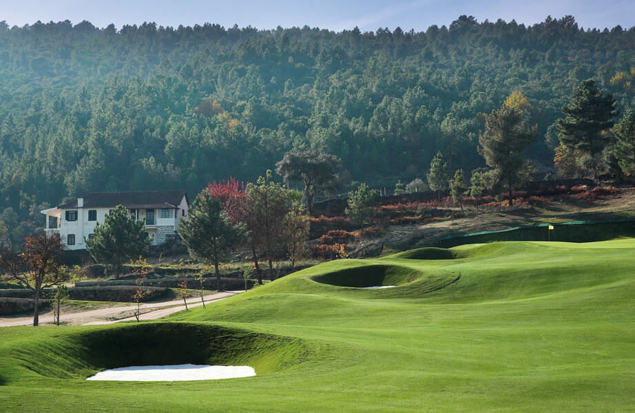 Vidago Golf Club - Golf au portugal