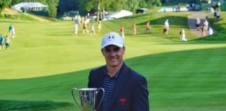 Jordan Spieth-Travelers Champ 2017