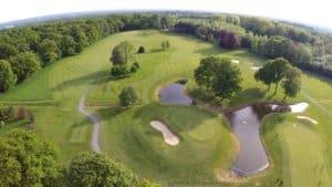 Mont Garni - golf en belgique
