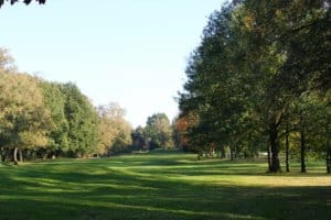 Royal golf club Hainaut