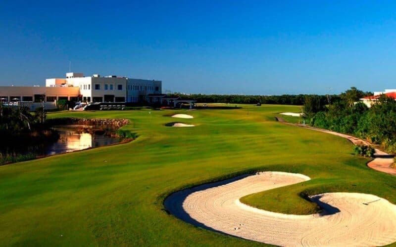Jouer au golf au Mexique