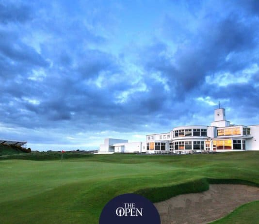 Royal Birkdale-The Open 2017