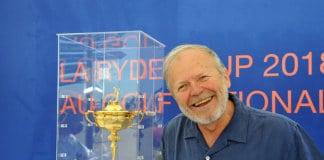 Hubert Chesneau-ryder cup 2018