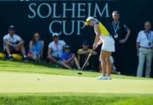 Jodi Ewart Shadoff-Solheim Cup 2017