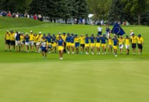 Team Europe -Solheim Cup 2017