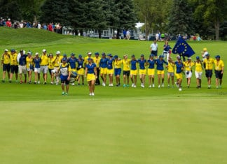 Team Europe -Solheim Cup 2017