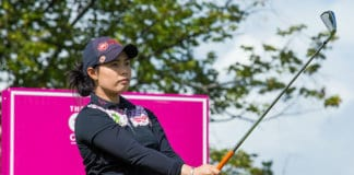 Moriya Jutanugarn -Evian Championship 2017