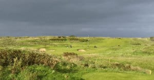 Green 13 - Royal Portrush