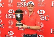 WGC - HSBC Champions - Justin Rose