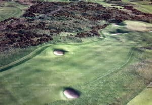 Trou 1 - Royal Portrush