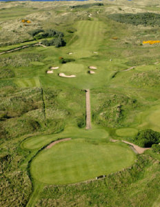 Trou 12 - Royal Portrush