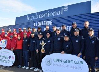 Les participants de l'édition 2017 - Trophée En route pour 2018