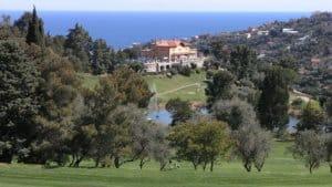 Golf en Italie - Partie 2 - La Ligurie