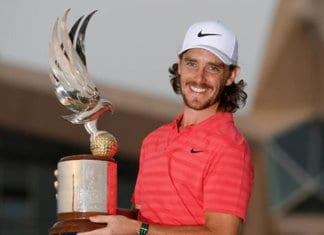 Tommy Fleetwood_Abu Dhabi Championship 2018