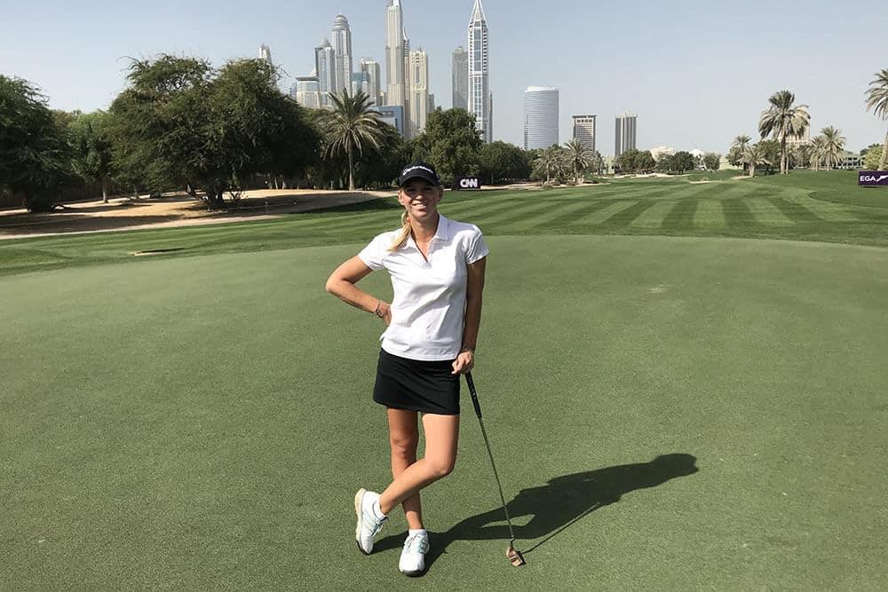 Camille Chevalier - Dubai