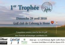 Affiche 1er Trophée LPBB -Partenaires