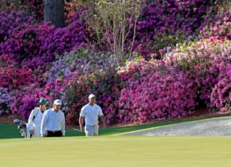 Tiger Woods-Phil Mickelson-Masters Augusta 2018