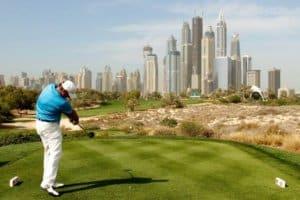 Golf au Moyen-Orient