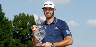 Dustin Johnson-St Jude Classic