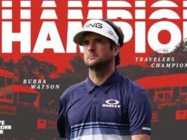 Bubba Watson-Travelers Championship 2018